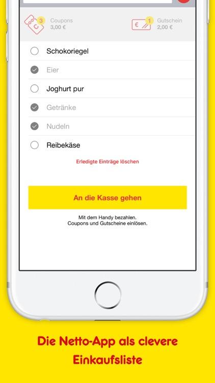 Netto: Angebote & DeutschlandCard Punkte sammeln screenshot-3