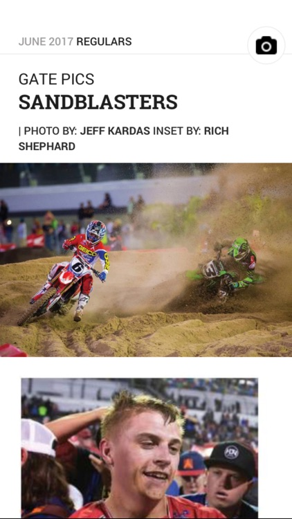 Racer X Illustrated screenshot-3