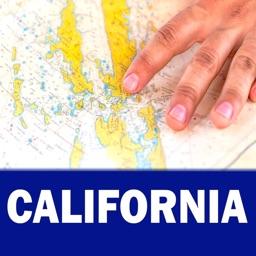 California – Raster Nautical Charts
