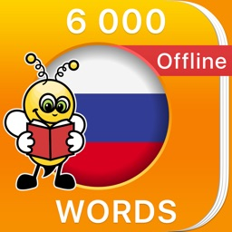 6000 Words - Learn Russian Language & Vocabulary