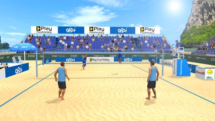 International Beach Volleyball screenshot-3