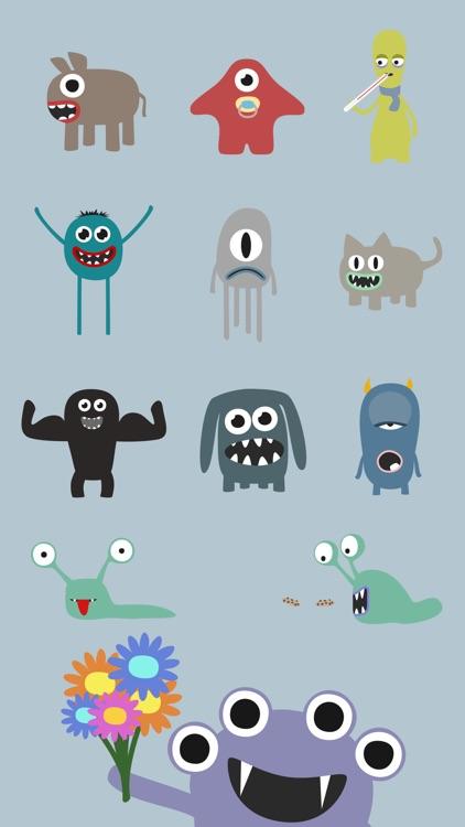 Moony Monsters