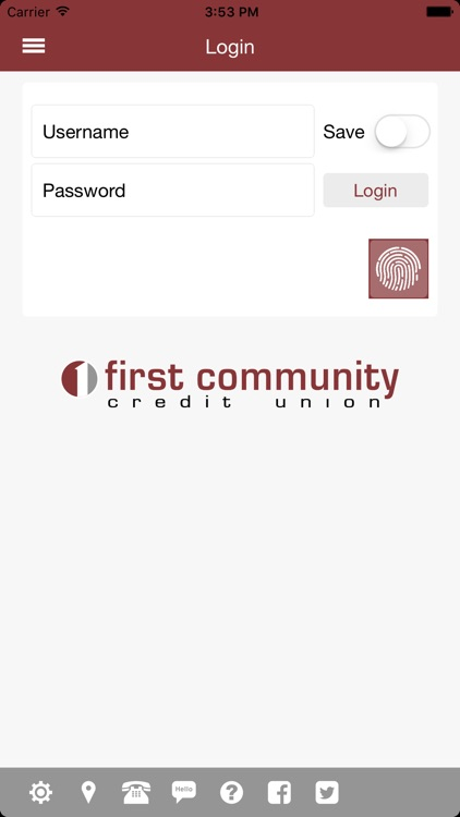 First Community Credit Union Mobile