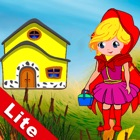 Red Riding Hood Lite - Interactive Fairy Tale icon