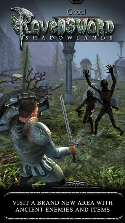 Ravensword: Shadowlands screenshot-4