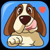 Andrea Muscadin - HoundMoji - Basset Hound Emojis & Stickers artwork