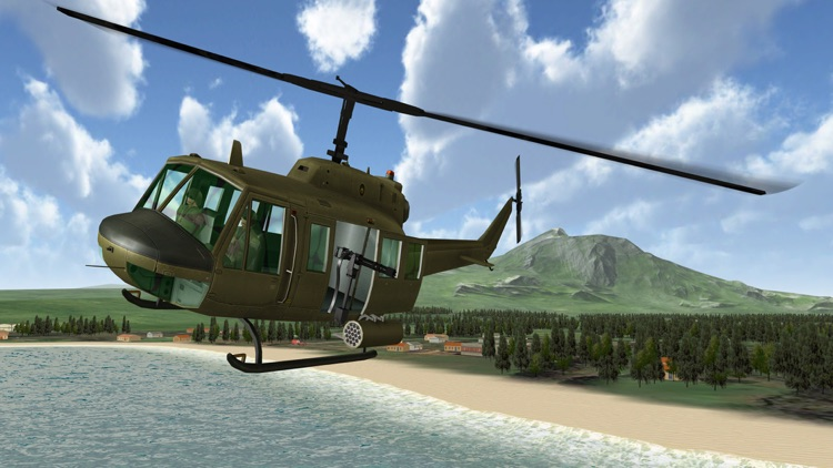 Air Cavalry - Helicopter Combat Flight Simulator screenshot-2