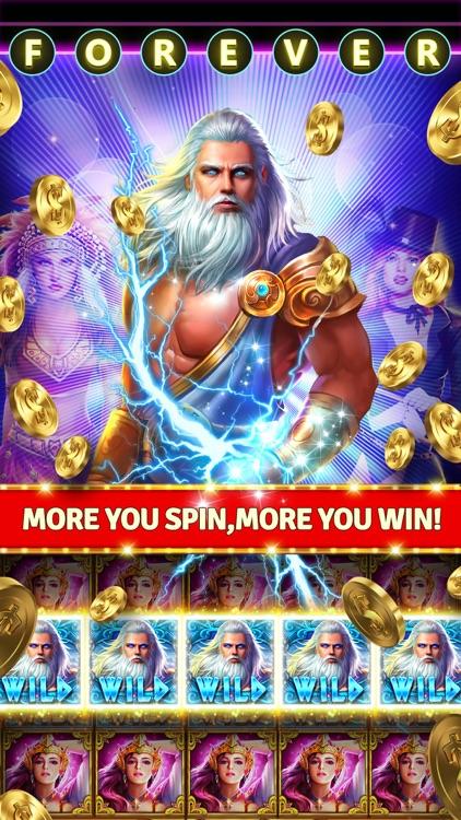 Slots Forever - Vegas Casino Slots with Bonus screenshot-3