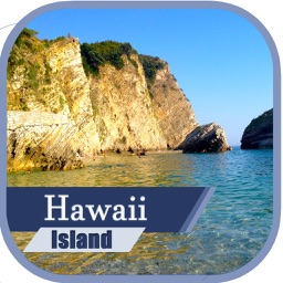 Hawaii Island Travel Guide & Offline Map