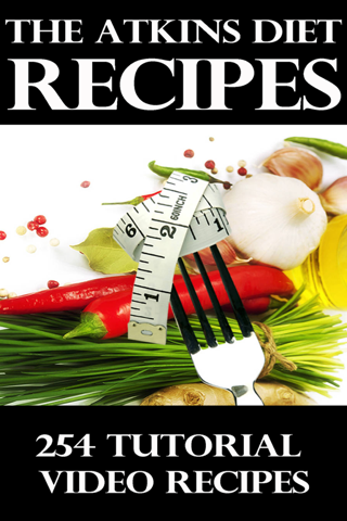 The Atkins Diet Recipes - náhled