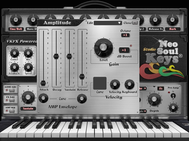 Neo-Soul Keys® Studio screenshot-3