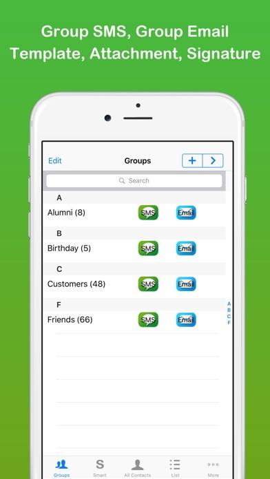Smart Group review screenshots