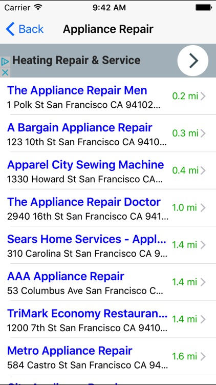 Home Services Finder & Improvement Advisor App
