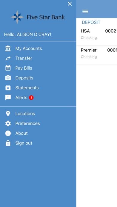 Five Star Bank AirTeller App-2