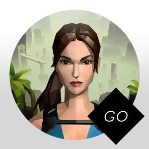 Lara Croft GO app