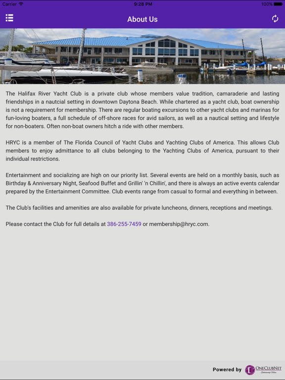 Halifax River Yacht Club | App Price Drops