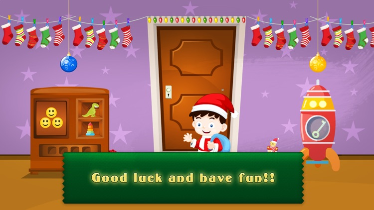 Can You Escape From The Little Santa House? screenshot-4