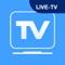 LiveTV in Deutschland mit der TV App Live von TV