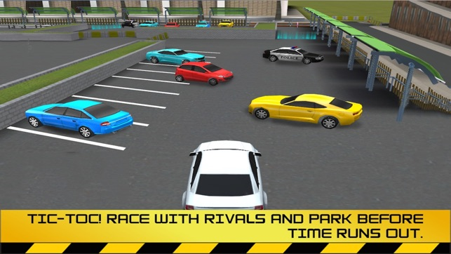 Parking 3d Car Parking On The App Store