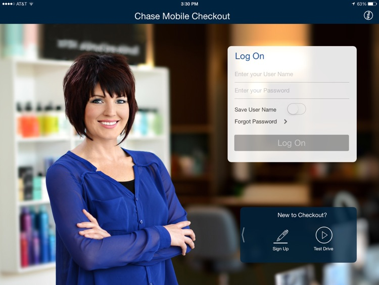 Chase Mobile Checkout (SM)