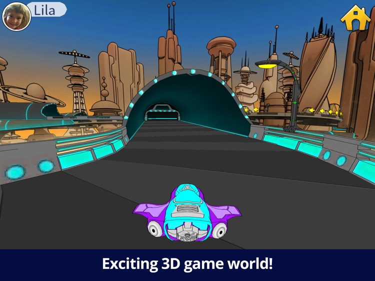 Teachley: Fractions Boost screenshot-3