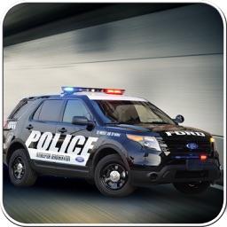 Super Cop Car Simulator