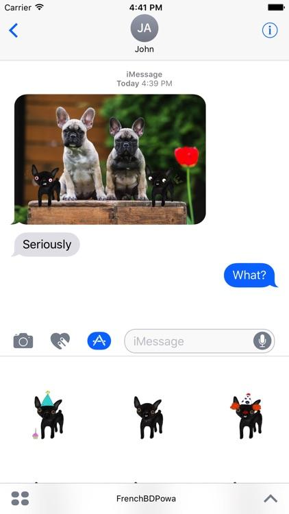French Bulldog Powa screenshot-4
