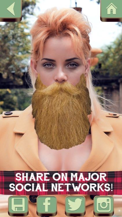 Cool Beard Styles: Add Beards Stickers to Photos screenshot-4
