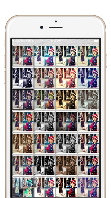 Vintage Photo Frames, Grunge & Retro Photo Effects screenshot-4