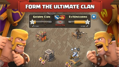 Clash of Clans screenshot four