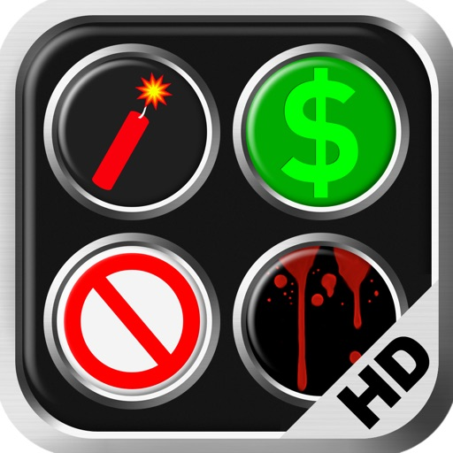Big Button Box HD - funny sound effects & sounds