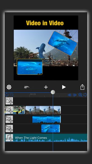 MovieSpirit - Movie Maker Pro Screenshot