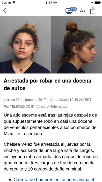 Telemundo 51 screenshot-3