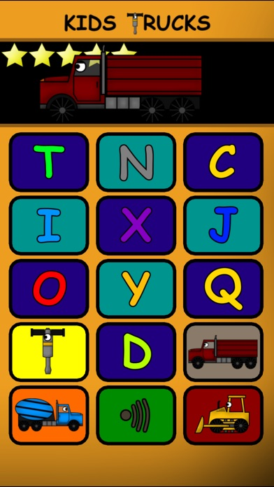 Kids Trucks: Preschoo... screenshot1