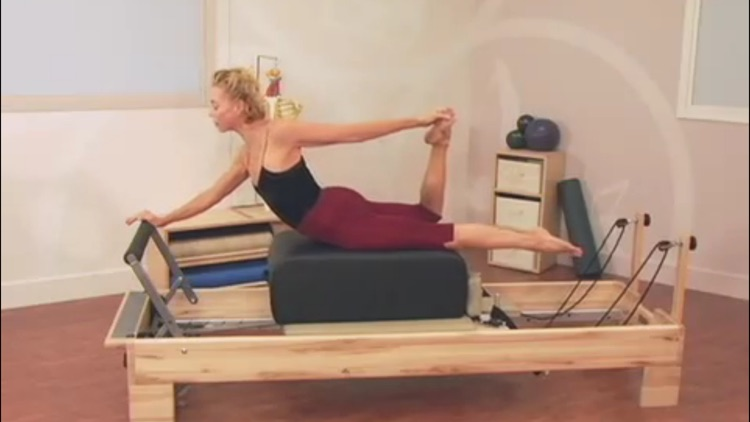 Pilates Reformer Beginners screenshot-4
