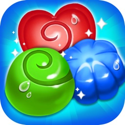 Candy Gems: Match 3 Popular Free Games For Free