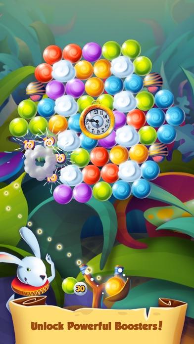 Alice Bubble POP in Wonderland screenshot three