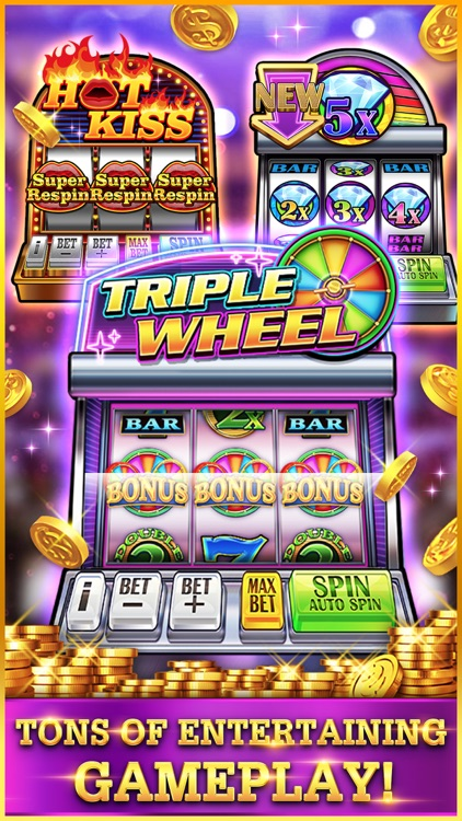 Slots!! - Reel Vegas screenshot-4