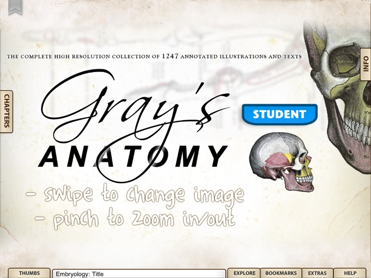 Grays Anatomy Student Edition For Ipad By Luke Allen