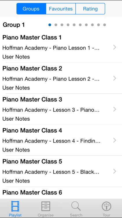 Piano Master Class screenshot-1
