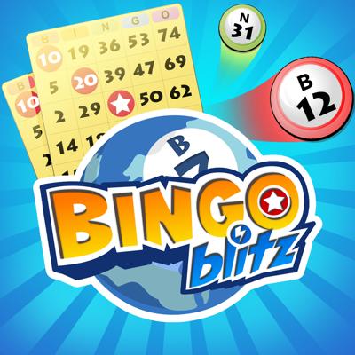 Bingo Blitz: Bingo Live Rooms & Slot Machine Games app