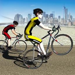 Bicycle Racing Craze : Drive & Race On Bike Tracks