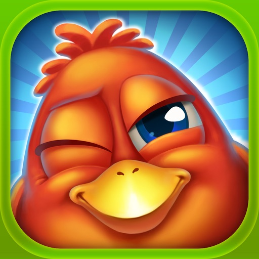 Bubble Birds 4: Match 3 Puzzle Shooter Game icon