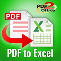 PDF to Excel by PDF2Office - PDF Converter