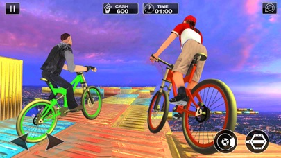 Impossible Tracks Bicycle Rider: Stunt Driver 2017 screenshot two