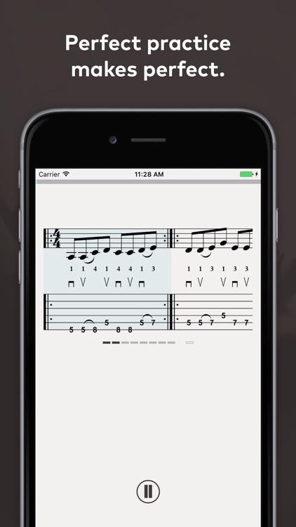 Fretello - Learn Guitar & Improve Your Skills screenshot-3