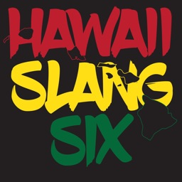 Hawaii Slang Sticker Pack 6