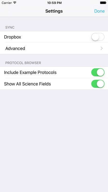 Findings - Lab Notebook screenshot-4