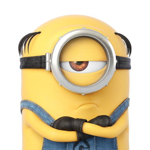 Despicable Me 3 Stickers App