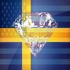 Swedish Phrases Diamond 4K Edition
